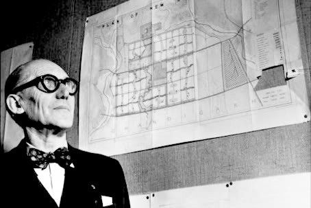 Années 50 - Le cabanon du Corbusier -