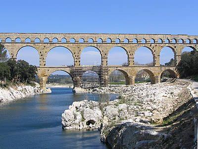 Monuments - Le Pont du Gard -