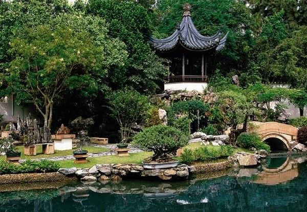 Le(s) jardin(s) - Le jardin Chinois -