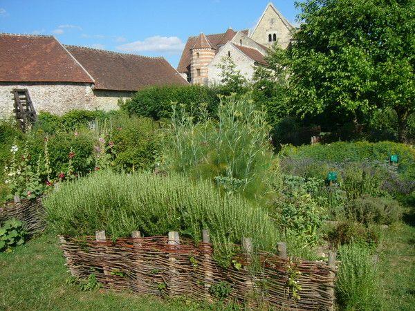 Le(s) jardin(s) - le jardin médiéval -