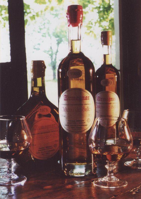 Boissons et cocktails - L'Armagnac -