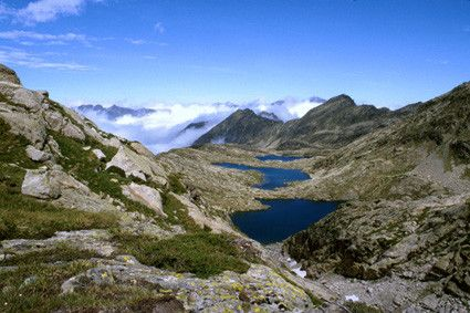 Parcs,réserves- Parcs nationaux - Les Pyrénées -