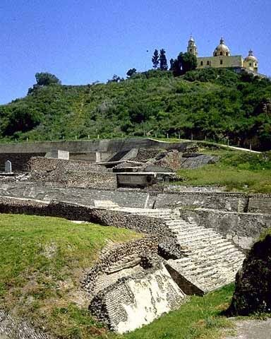 Archéologie - Civilisation Olmèque -