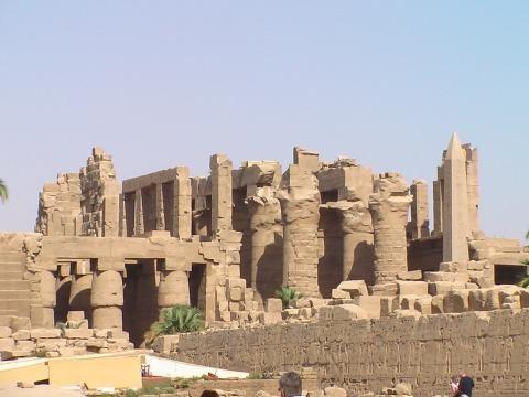 Archéologie - Karnak -