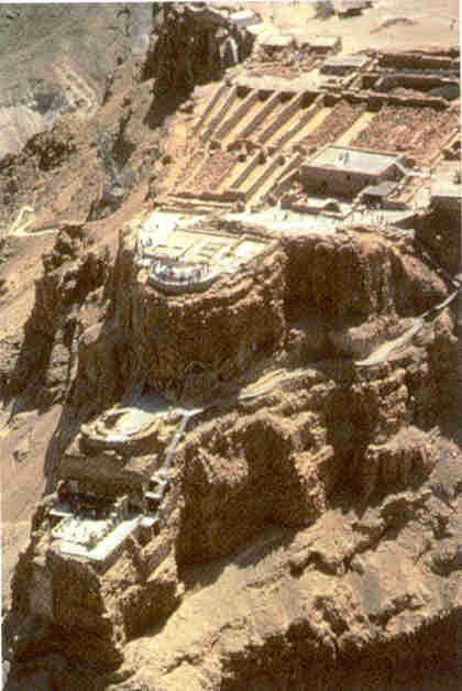 Archeologie - Massada -
