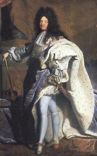 Histoire des Rois - Louis XIV fait la grandeur de la France