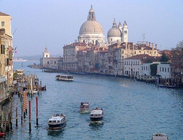 Les villes étrangères - Venise -