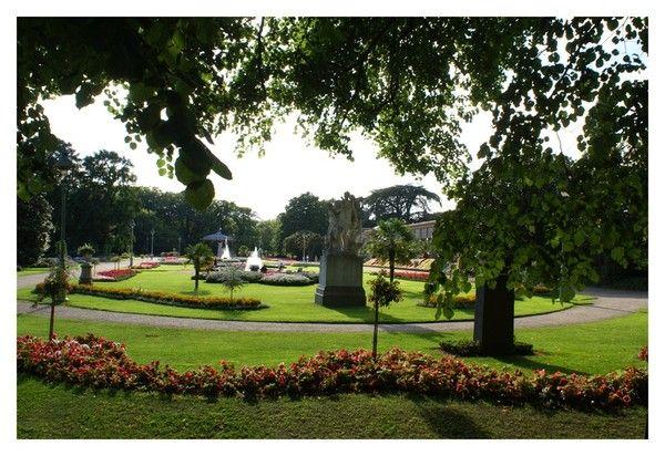 Parcs et jardins - parc du Thabor - Aménagement (2) -