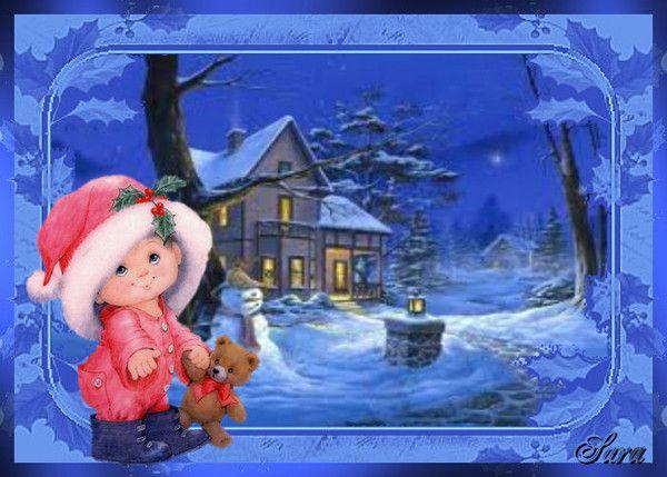 Joyeux Noël chez Sara ...