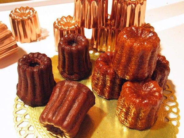 Bonbons et gourmandises... Le Canelé de Bordeaux