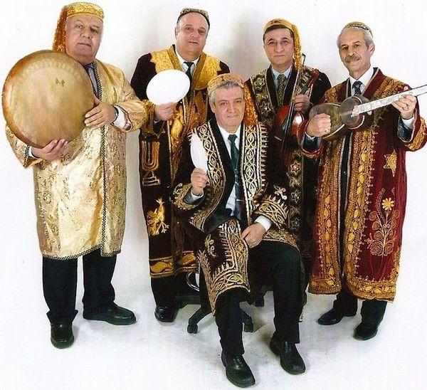 Patrimoine culturel immatériel de l'humanité - Shashmaqom -