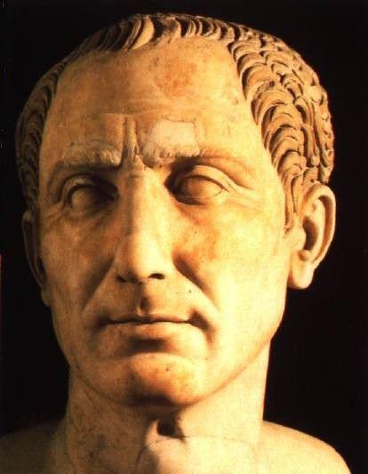 Biographies historiques - César, Jules -
