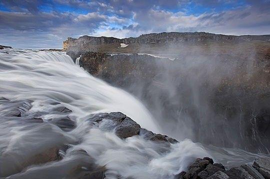 Curiosités - Quelques cascades spectaculaires -