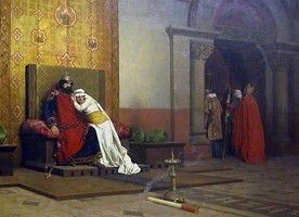 Histoire des Rois - Robert II s'oppose au Pape par amour