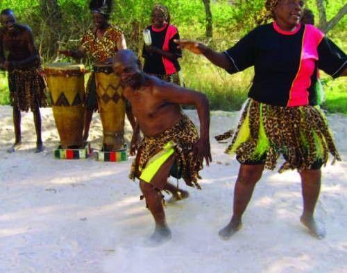 Patrimoine culturel immatériel de l'humanité - Danse Mbende