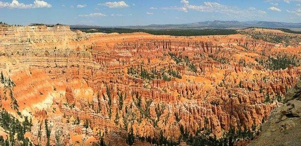 Parcs, réserves... - Bryce Canyon - Présentation -