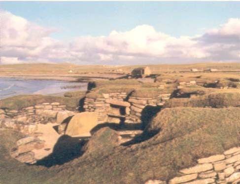 Préhistoire - Néolithique - premiers villages -
