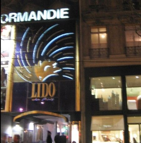 Art et culture - Symbole - Le Lido - Paris -