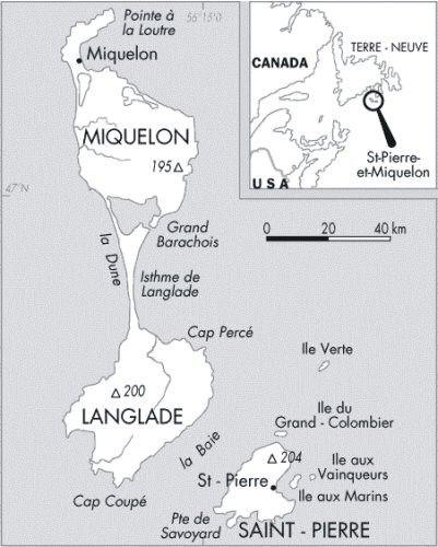 Outremer- Histoire - Saint-Pierre-et-Miquelon -