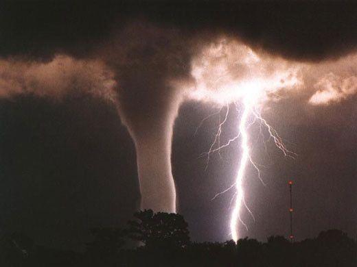 catastrophes naturelles - Les tornades -