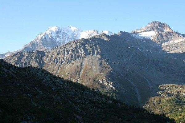 Montagnes et failles - Les Alpes - 2ème partie -