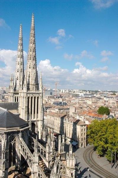Tourisme et Histoire - Bordeaux - Chronologie  histoire-