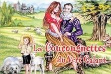 Bonbons et gourmandises - LES COUCOUGNETTES DU VERT GALANT