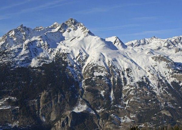 Montagnes et failles- Les Alpes - 1ère partie -