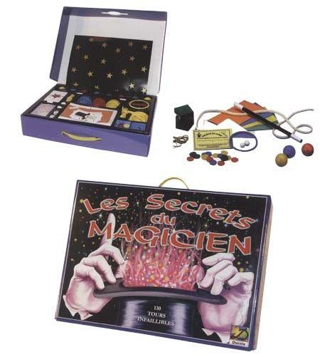 Magie et Magiciens - Les secrets du magicien -