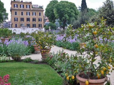 Le(s) Jardin(s)- Jardin à l'italienne