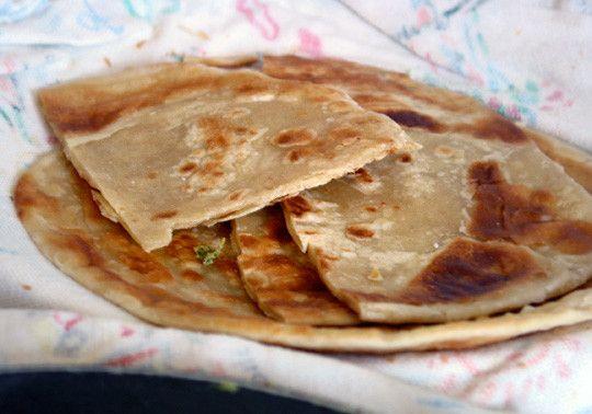 Histoire du Pain - Les pains en Inde - Le Chapati -