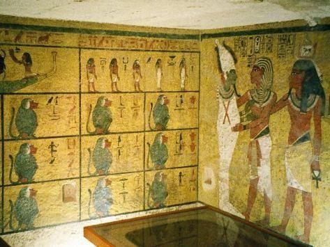 Histoire-Antiquité-Egypte ancienne-Toutankhamon-Malédiction