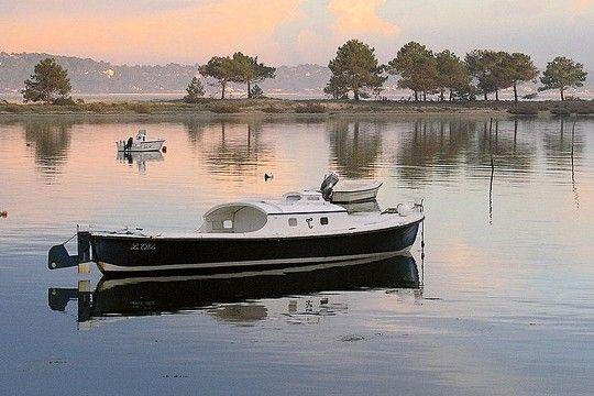 Région - Aquitaine - Pinasse Bassin Arcachon -