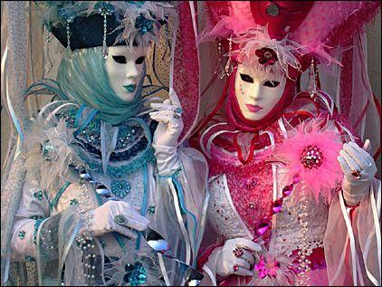 Carnaval - Le carnaval de Venise -