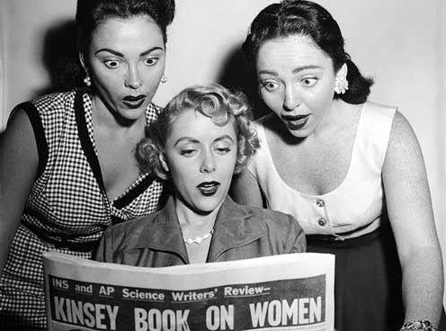 Années 50 - Alfred Kinsey et la révolution sexuelle -