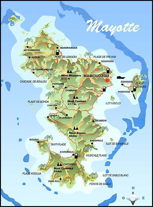 outremer - Mayotte -