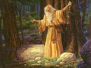 Religion-sectes-sociétés secrètes - Religion des Druides