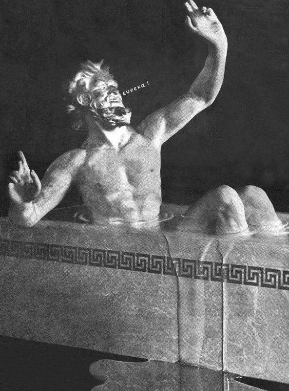 Citations et mots d'histoire - Archimède -