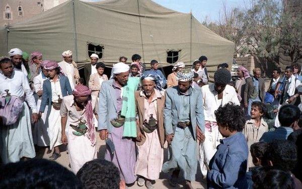 Patrimoine culturel immatériel de l'humanité-chant de Sana'a