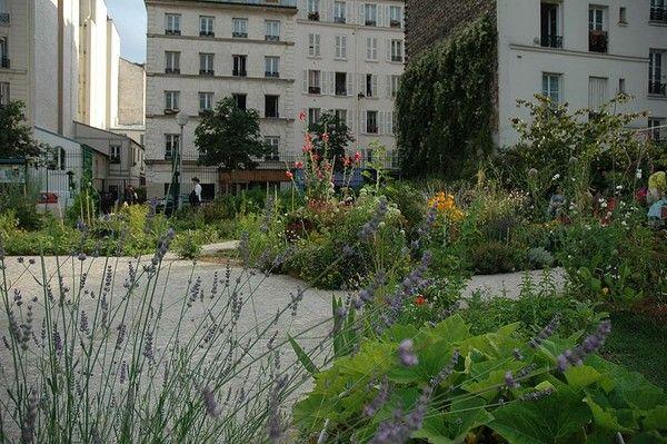 Le(s) jardin(s) - Le jardin partagé -