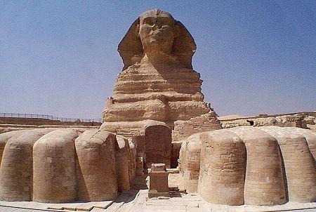 Histoire-antiquité-Egypte-architecture-le sphinx