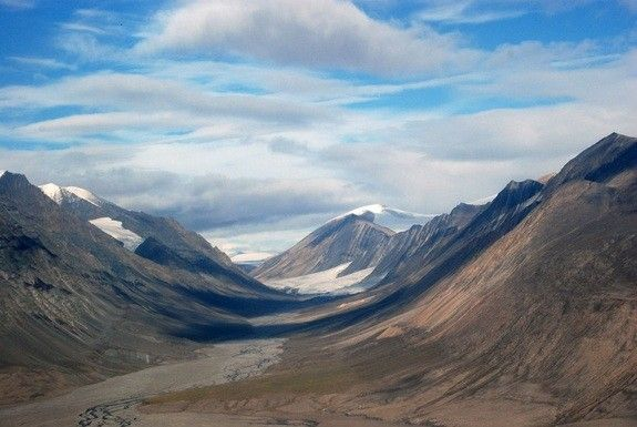 Parcs, réserves... - Quttinirpaaq -