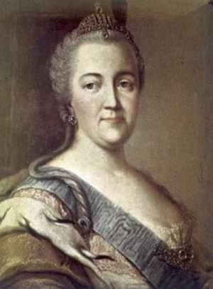 Histoire de Femmes - Catherine II, tsarine allemande