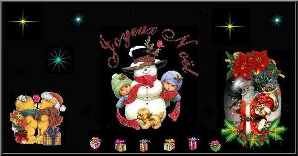 Joyeux Noël... Cadeau reçu...