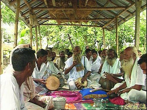 Patrimoine culturel immatériel de l'humanité -Chants Baul-