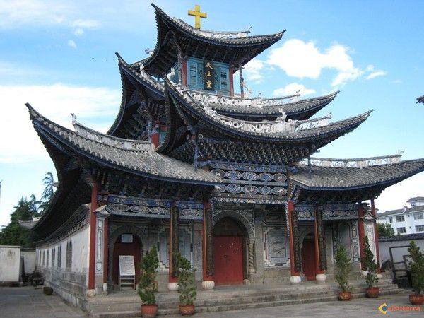 La Chine - Zhongguo, «le pays du Milieu»