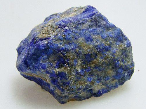 Lithothérapie - Lapis lazuli -