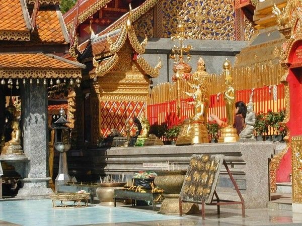 Monuments - Wat Phra That Doï Suthep -