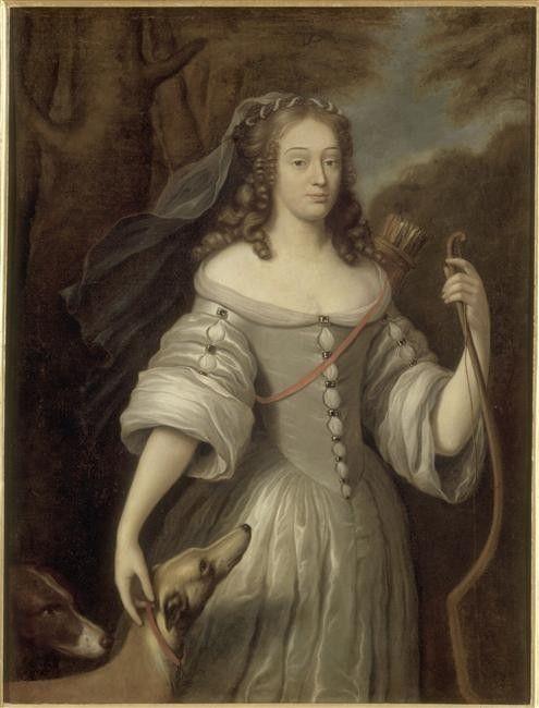 Les Favorites Royales - Louise de la Vallière -(Louis XIV)