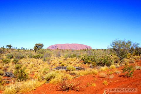 Les déserts - les déserts d'Australie -